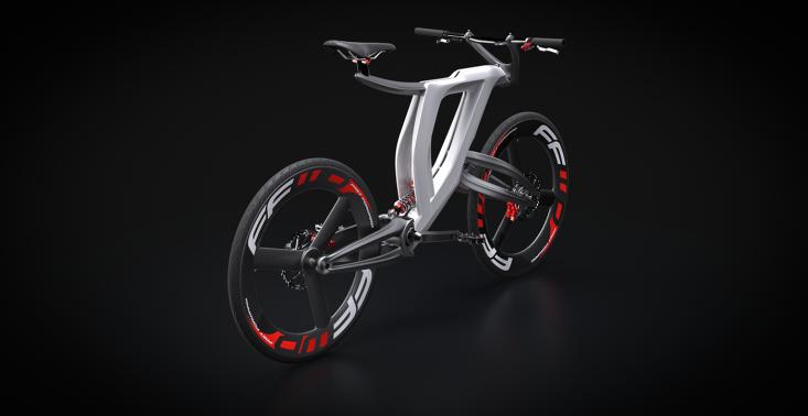 Furia to rower przyszłości wydrukowany na drukarce 3D<