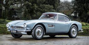 Odpowiedź na Mercedesa 300SL, czyli BMW 507 Roadster z 1957 roku zostanie sprzedane z ponad 2 miliony euro