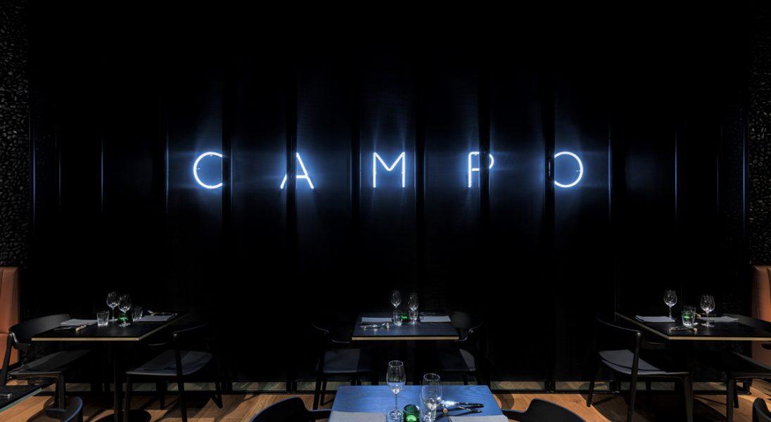 Wrocławska restauracja CAMPO z nagrodą za najlepszy design na świecie