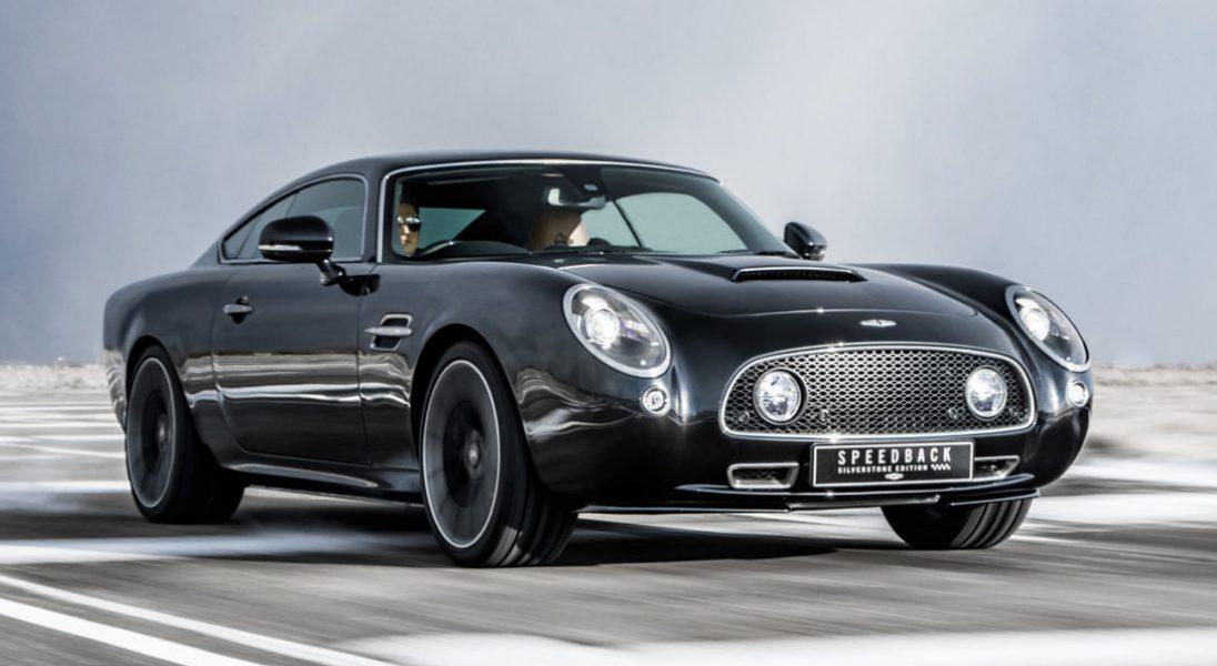 Speedback Silverstone Edition to samochód rodem z lat 60' o mocy 601 KM