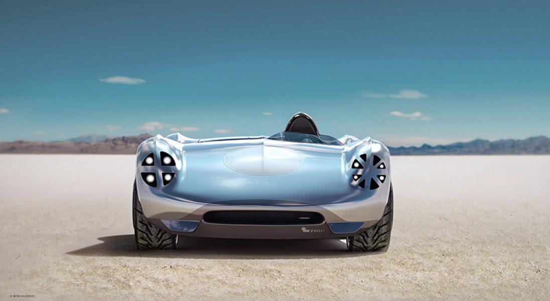Sztuczna inteligencja zaprojektuje i wydrukuje samochód w 3D. Wygląda obłędnie!