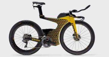 Lamborghini i Cervélo stworzyli serię 25 rowerów dla triathlonistów