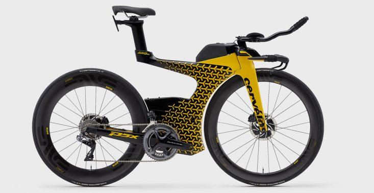 Lamborghini i Cerv&eacute;lo stworzyli serię 25 rower&oacute;w dla triathlonist&oacute;w<