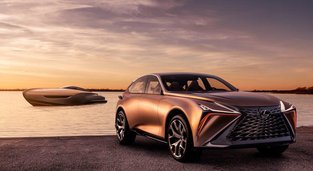 Lexus projektuje jeszcze większy i bardziej luksusowy sportowy jacht