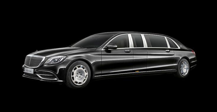 S-Class Pullman to najbardziej luksusowa limuzyna od Mercedes-Maybach<