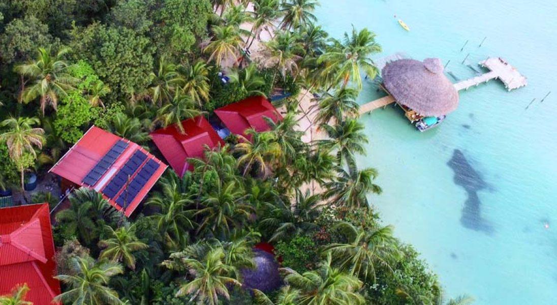Chcesz zostać właścicielem kurortu na rajskiej wyspie? Wystarczy, że kupisz los na loterię za 10 dolarów