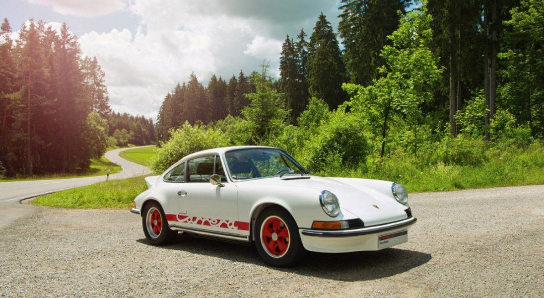 Porsche z drukarki 3D? To może być możliwe