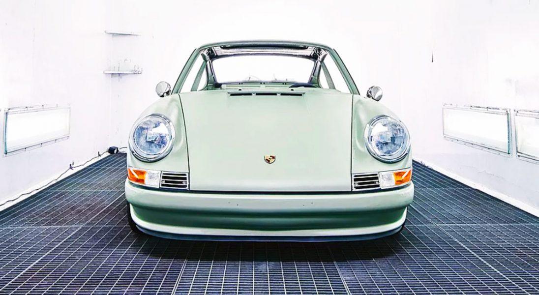 Masz vintage'owe Porsche 911? Ta firma zamieni je w elektryczny supersamochód