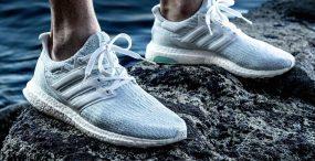 Adidas chce produkować buty tylko z plastiku wyłowionego w oceanach