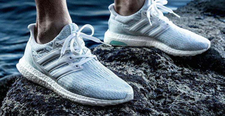Adidas chce produkować buty tylko z plastiku wyłowionego w oceanach<