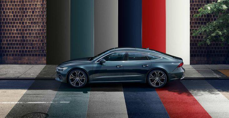Co ekscytuje najlepszego architekta w Polsce w nowym Audi A7 Sportback?<