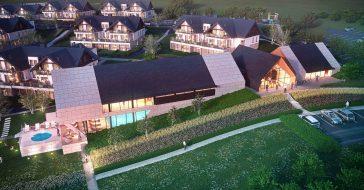 MANGO Resort & SPA - luksusowy condohotel powstaje pod Krakowem