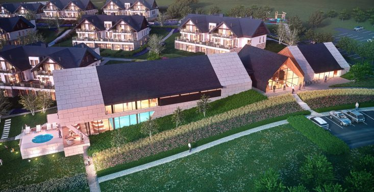 MANGO Resort &amp; SPA - luksusowy condohotel powstaje pod Krakowem<