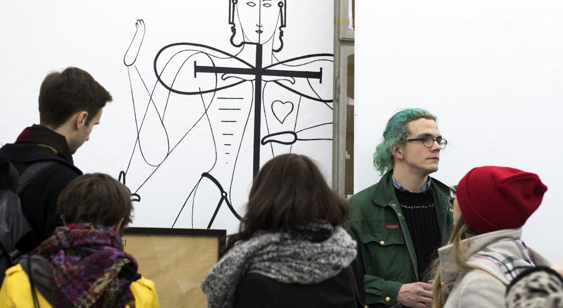Zapraszamy na Cracow Gallery Weekend – KRAKERS