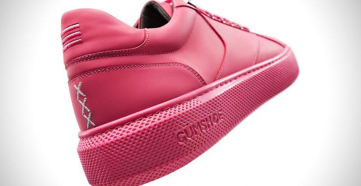 Nowy wymiar bycia eko. Te sneakersy zostały zrobione ze zużytej gumy do żucia<