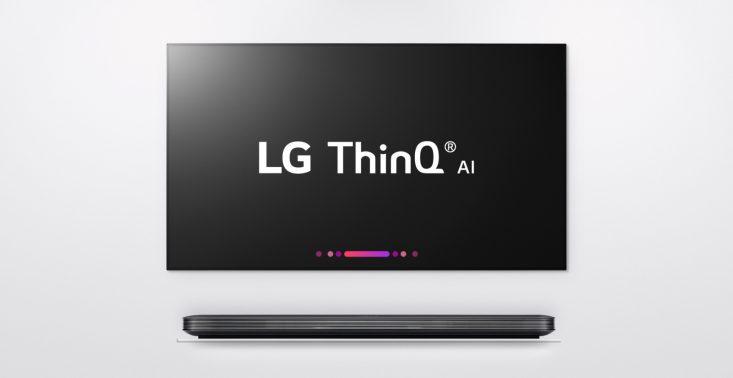 LG prezentuje pierwsze telewizory ze sztuczną inteligencją w języku polskim<