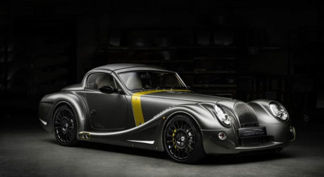 Morgan Motor Company wypuści osiem ręcznie skręcanych Aero GT