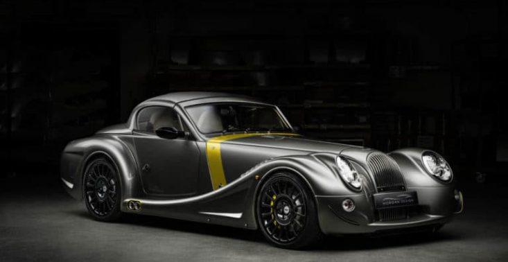 Morgan Motor Company wypuści osiem ręcznie skręcanych Aero GT<