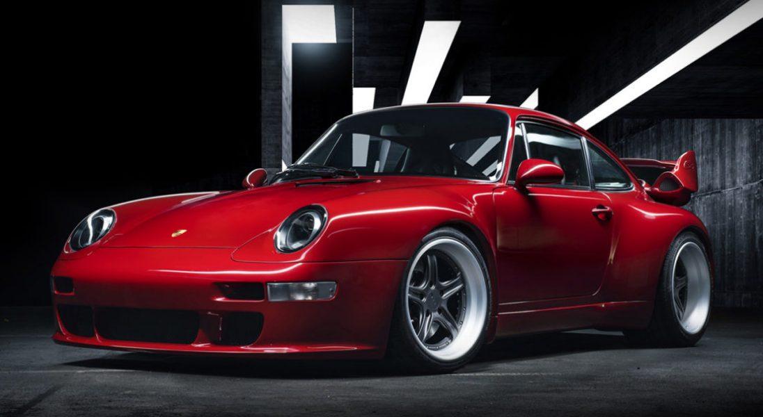 Porsche 400 R Gunther Werks powstało na bazie kultowego Porsche 993
