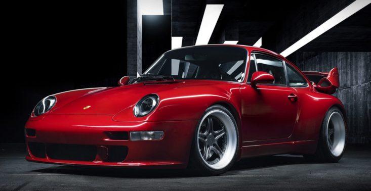 Porsche 400 R Gunther Werks powstało na bazie kultowego Porsche 993<