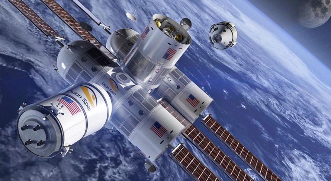Pierwszy luksusowy hotel w kosmosie powstanie już w 2021 roku. Cena pobytu to 9,5 miliona dolarów