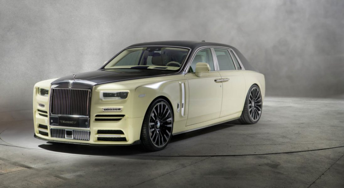 Tak wygląda Rolls-Royce Phantom VIII po tuningu