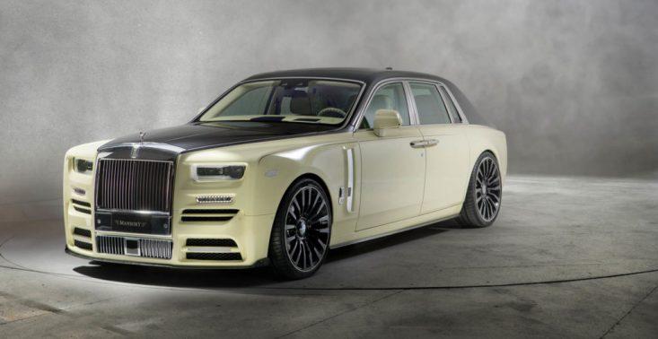 Tak wygląda Rolls-Royce Phantom VIII po tuningu<