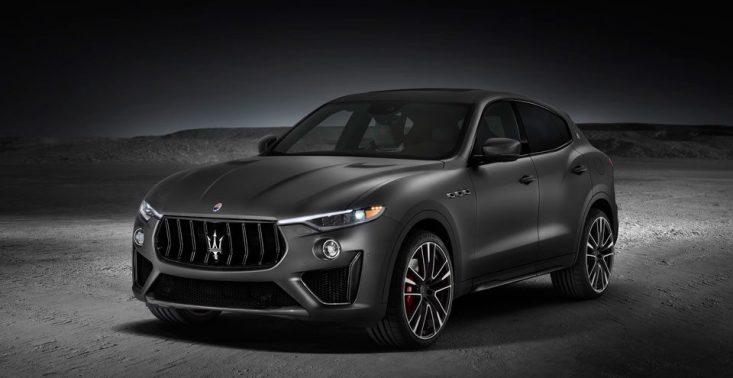Maserati wypuści limitowaną edycję SUV-&oacute;w o mocy 590 KM<