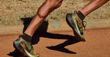 Podczas maratonu w Londynie, Nike zaprezentowało buty z przełomowego materiału wydrukowanego na drukarce 3D