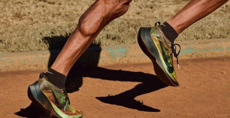 Podczas maratonu w Londynie, Nike zaprezentowało buty z przełomowego materiału wydrukowanego na drukarce 3D<