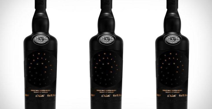 Żeby poznać smaki nowej whisky Glenlivet, trzeba najpierw złamać kod<