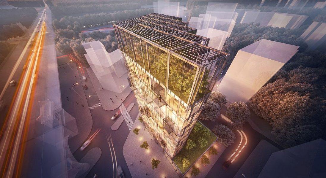 Ekologiczny wieżowiec wyrośnie w Warszawie