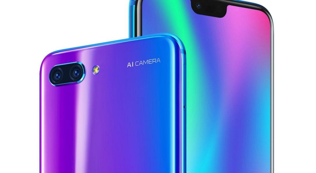 Honor prezentuje nowy, flagowy smartfon pod hasłem Beauty In AI