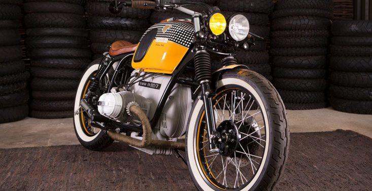 Ten motocykl został stworzony do jeżdżenia po ulicach Hawany<