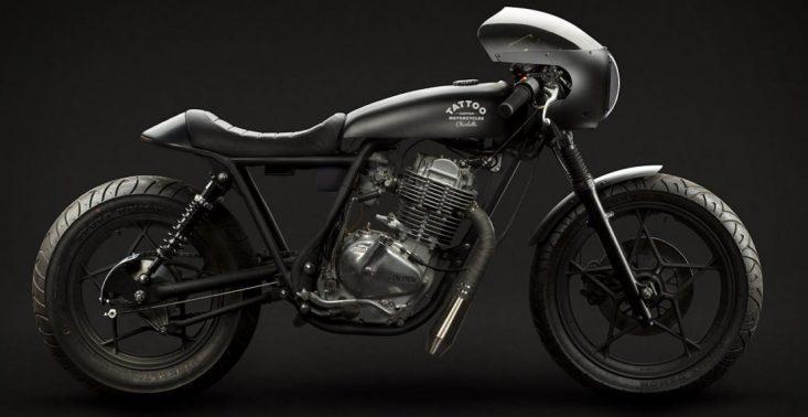 Ten motocykl was zachwyci, ale nie kupicie go za żadne pieniądze<