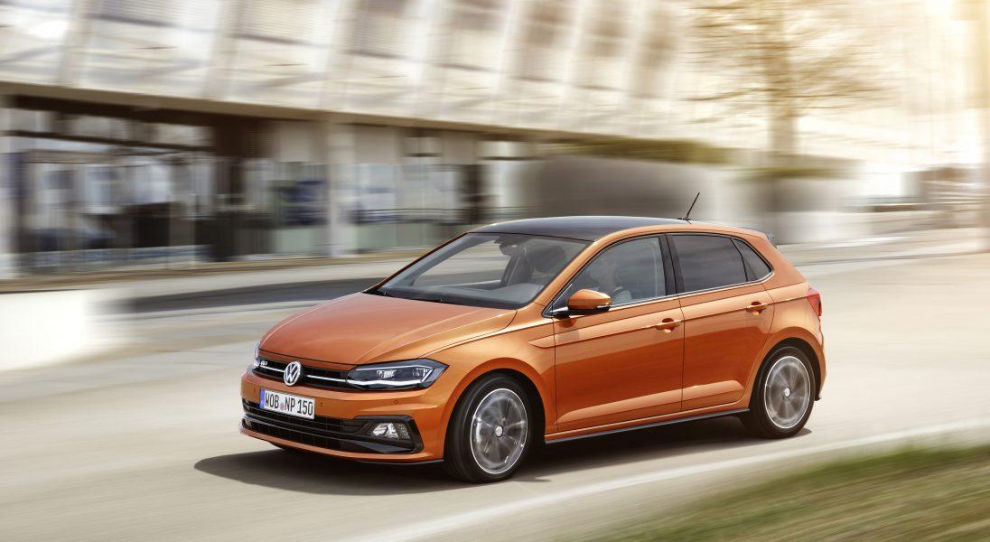 Volkswagen Polo z systemem nagłośnienia Beats - miejskie auto idealne