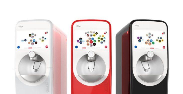 Nowa maszyna Coca-Coli pozwala na mieszanie własnych smak&oacute;w przez Bluetooth<
