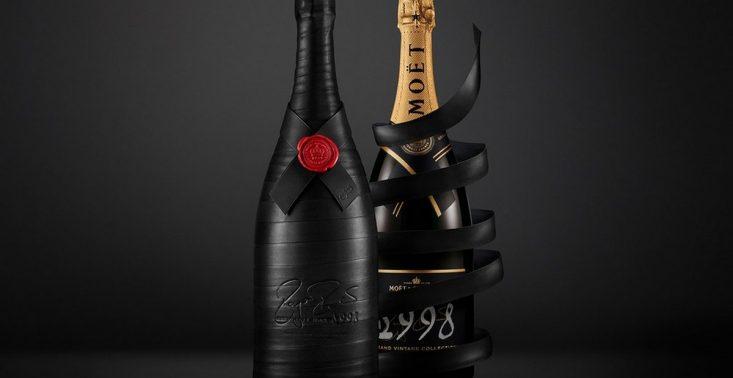 Mo&euml;t &amp; Chandon stworzyło butelkę bardzo drogiego szampana dla uczczenia sukces&oacute;w Rogera Federera<