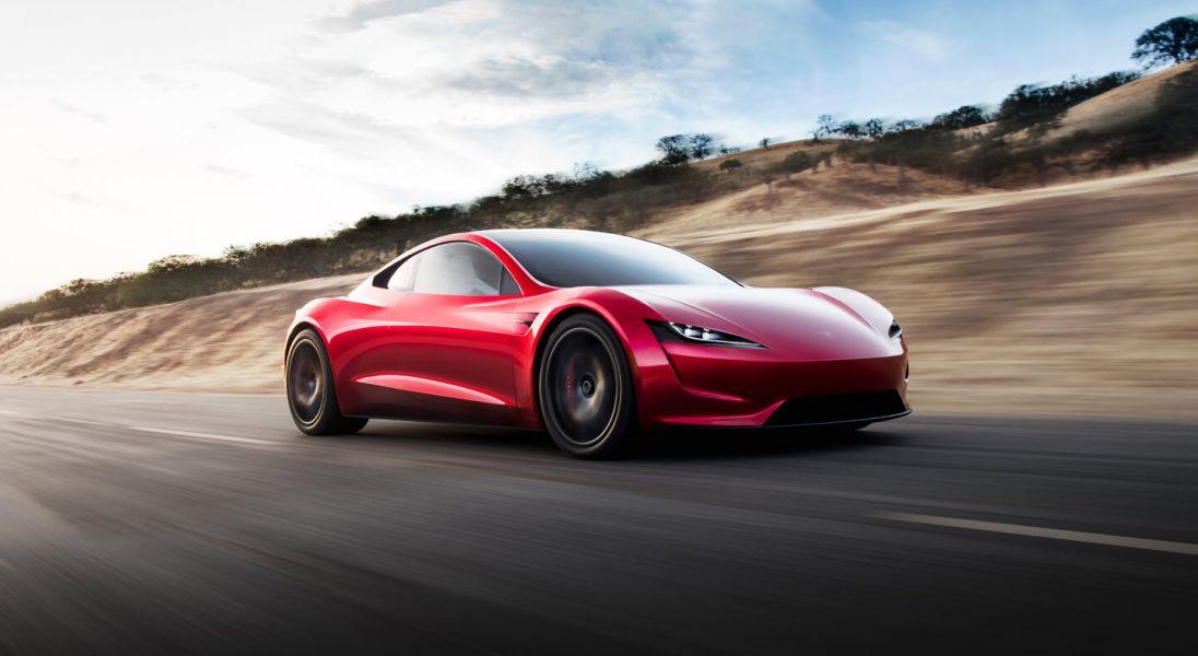 Tesla pokazuje zajawkę modelu Y i i pełną moc Roadstera w nowym klipie promocyjnym