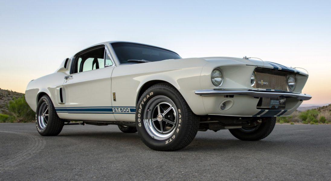 Shelby wznawia produkcję modelu GT500 Super Snake. Powstanie tylko 10 sztuk