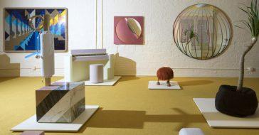 Seth Rogen i Jason Schwarzman zaprojektowali kolekcję mebli dla magazynu Sight Unseen