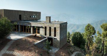 Hotel w Himalajach gwarantuje jedne z najpiękniejszych widoków na świecie