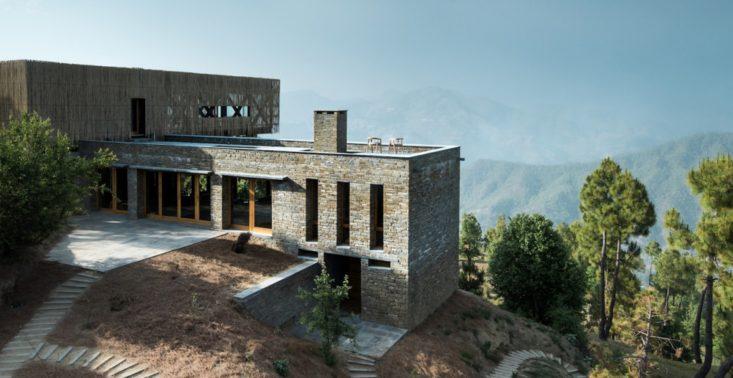 Hotel w Himalajach gwarantuje jedne z najpiękniejszych widok&oacute;w na świecie<