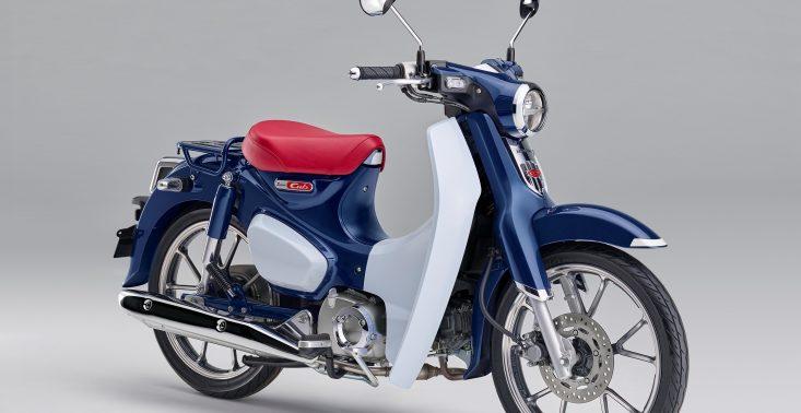 Kultowa Honda Super Cub C125 powraca do Europy<