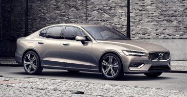 Nowe Volvo S60 nie ze Szwecji, a z USA
