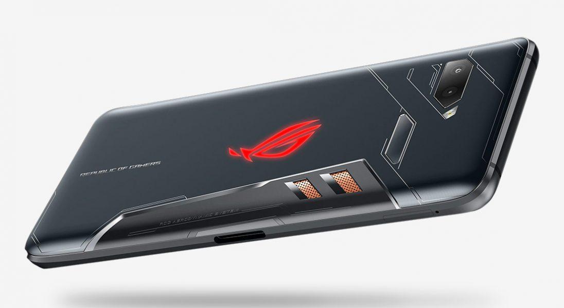 Asus wypuszcza swojego pierwszego smartfona dla gamerów