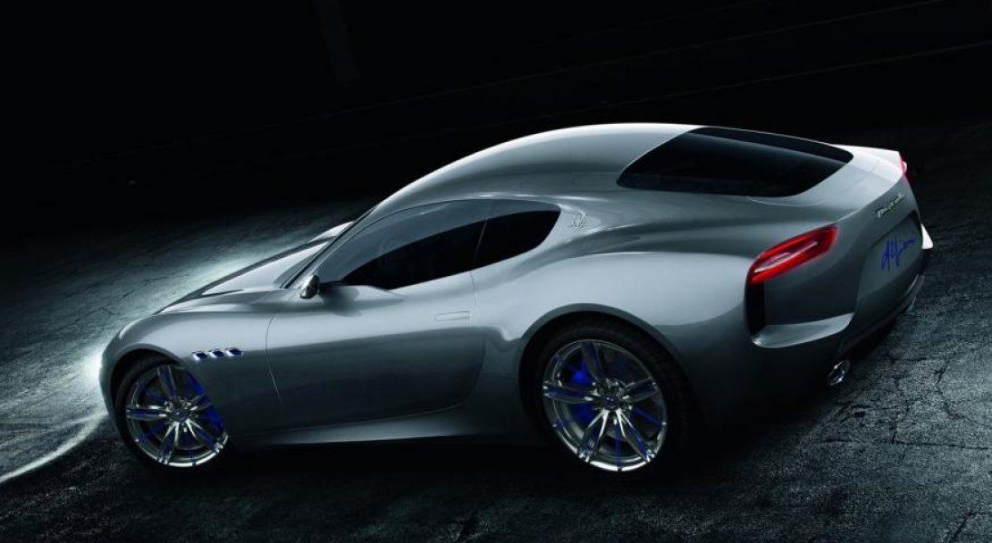 Maserati wkracza na rynek elektrycznych samochodów. Oto model Alfieri