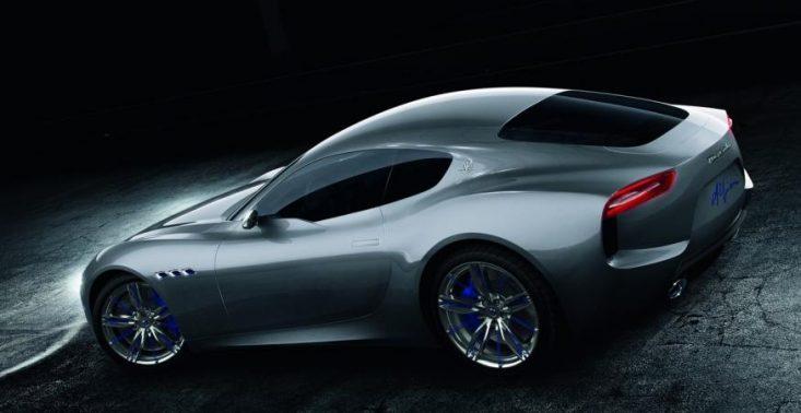 Maserati wkracza na rynek elektrycznych samochod&oacute;w. Oto model Alfieri<
