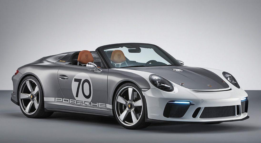 Powrót Speedstera. Nowy koncept Porsche jest przepiękny