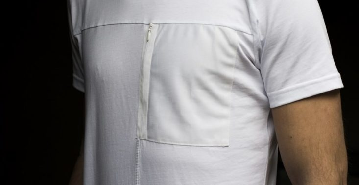 Nosząc tę koszulkę dosłownie oczyścisz powietrze<